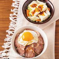 <愛媛>今治(いまばり)焼豚玉子飯