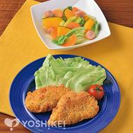 フライパンで簡単!白身魚のカレーフライ