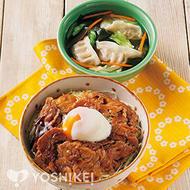 韓国風豚丼