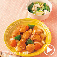 甘酢ソースの酢豚