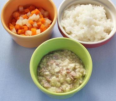 肉豆腐・じゃが煮・おかゆ