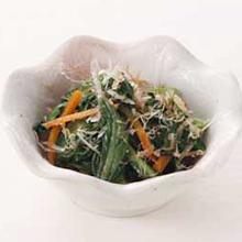 青菜のお浸し