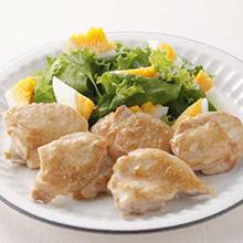 鶏肉のマヨポン焼き
