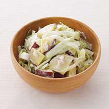 ツナとさつま芋のサラダ