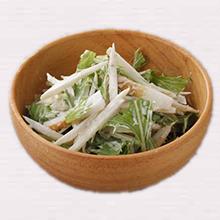 ごぼうのシャキシャキサラダ