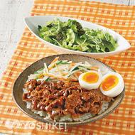 焼き肉のっけビビンバ