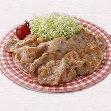 豚ロースのマヨネーズ焼き