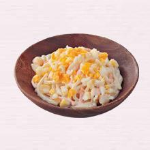 ミモザスパゲティサラダ