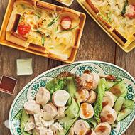 鶏ハム~2種のソース~