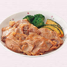 豚肉のマヨネーズ焼き