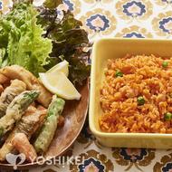 お魚と野菜のフリット