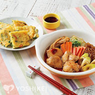 韓国風鶏すき煮