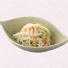 生姜マヨの大根サラダ