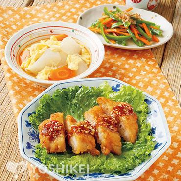 油淋鶏(ユーリンチィ)