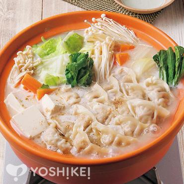 中華白湯鍋