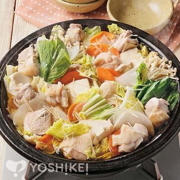 鶏肉の生姜鍋