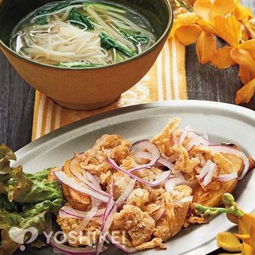 タイ風鶏から揚げ(ガイトート)