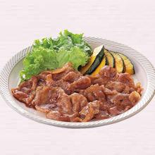 豚肉のくわ焼き