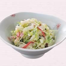 白菜のかに風味サラダ