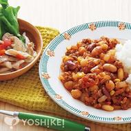 4種のお豆のチリコンカン