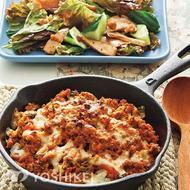 野菜たっぷり焼きカレー