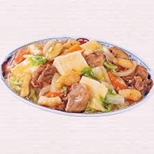 豆腐のうま煮