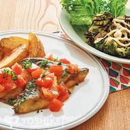 イタリアンさばトマト