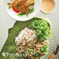 ラープガイ(鶏ひき肉とミントのサラダ)