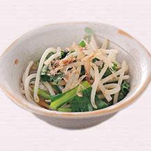 青菜のさっと煮