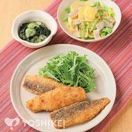 北海道産真ほっけのごま醤油焼き