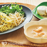 えび味噌つけ麺