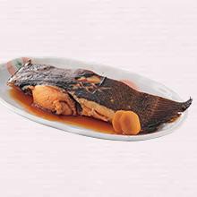 子持ちがれいの生姜煮