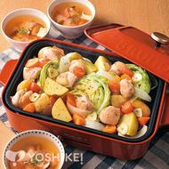 鶏と野菜のぎゅうぎゅう焼き