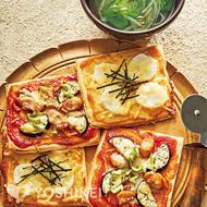 2種のよくばりピッツァ