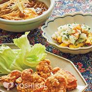 鶏肉の塩から揚げ