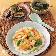 海鮮うま煮丼