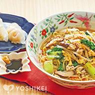 酸辣湯(サンラータン)麺