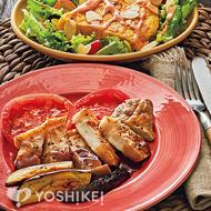 ポークステーキ ~バルサミコバター~