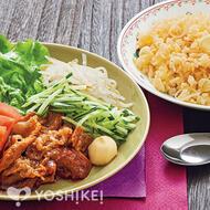 野菜手巻きカルビ